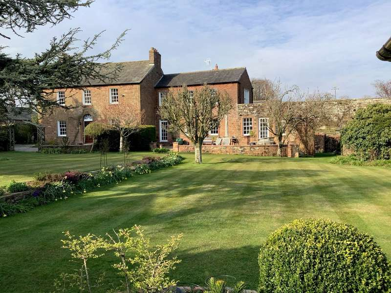 5 Bedrooms Detached House for sale in Irthington, Carlisle, CA6