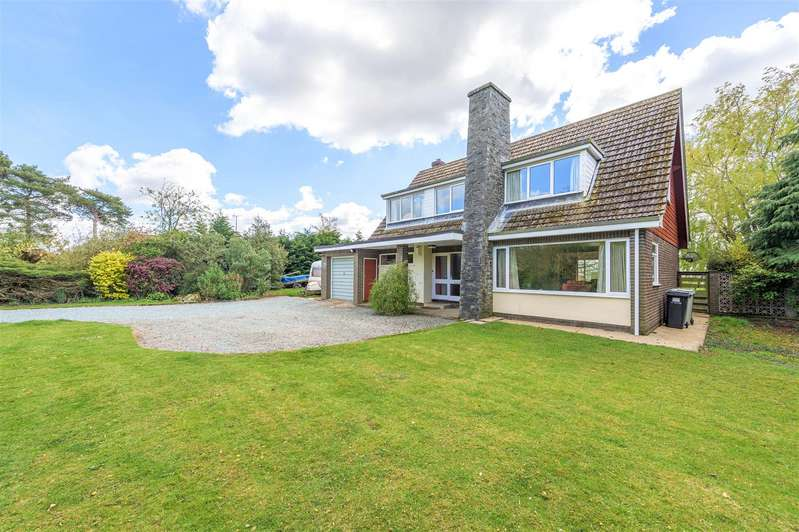 3 Bedrooms Detached Bungalow for sale in Main Road, West Keal, Spilsby