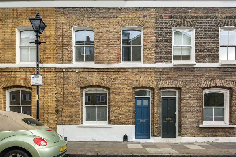 2 Bedrooms House for sale in Wellington Row, Bethnal Green, London, E2