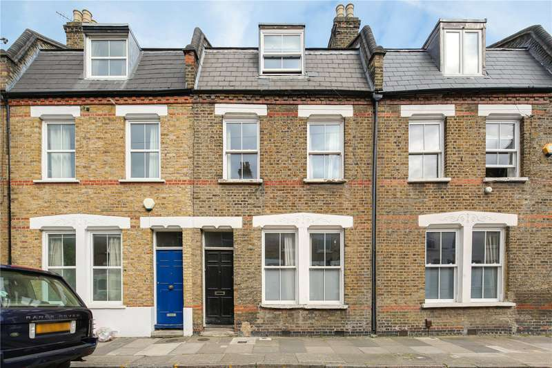 4 Bedrooms House for sale in Senrab Street, London, E1