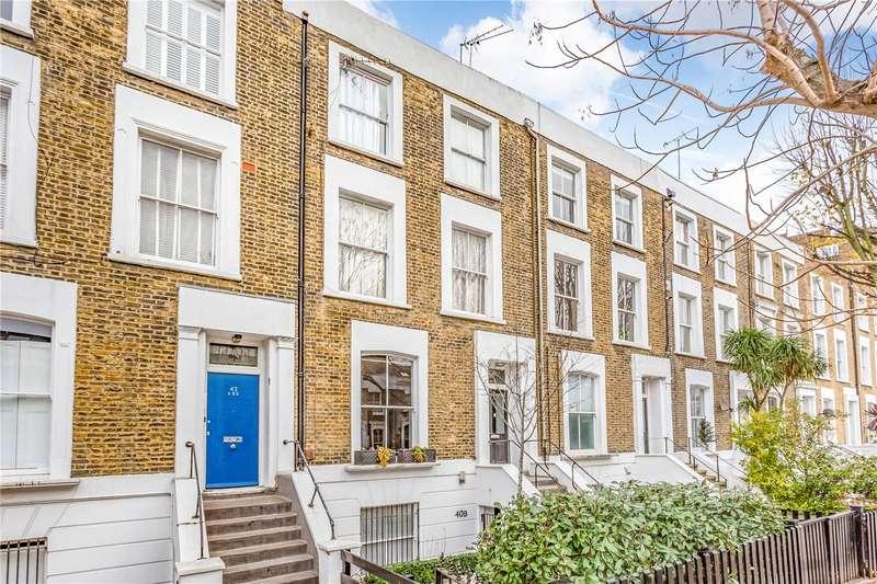 2 Bedrooms Maisonette Flat for sale in Mildmay Road, Islington, London, N1