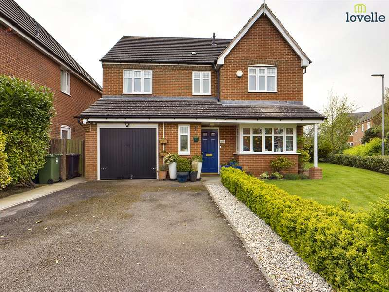 4 Bedrooms House for sale in Flaxley Road, Lincoln, LN2