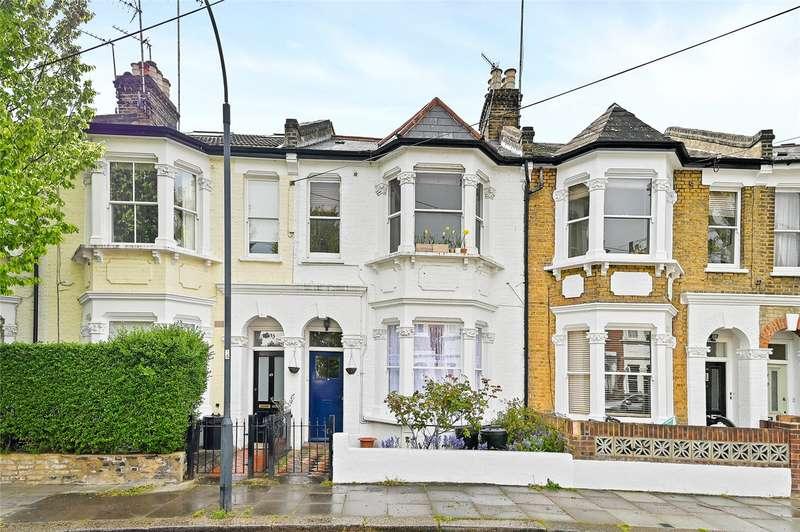 2 Bedrooms Flat for sale in Iffley Road, Brackenbury Village, London, W6