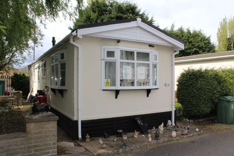 2 Bedrooms Detached Bungalow for sale in Palma Park Homes Shelley Street, Loughborough, LE11