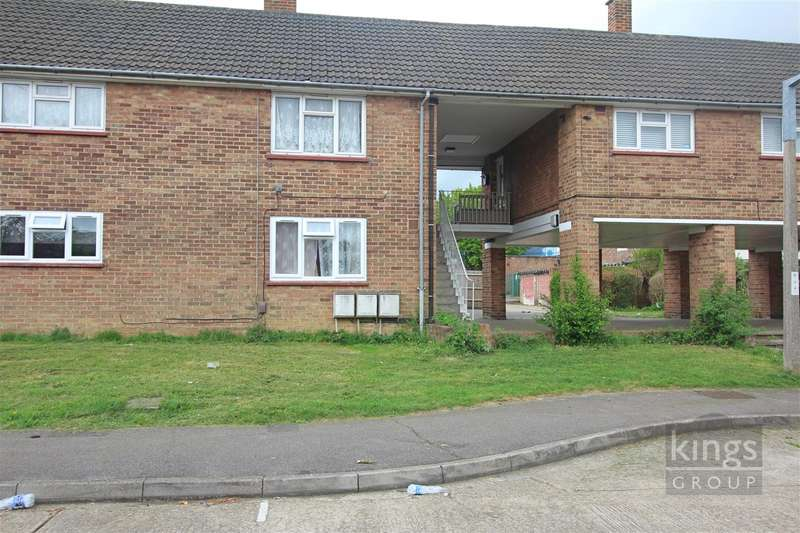 2 Bedrooms Flat for sale in The Dashes, Harlow