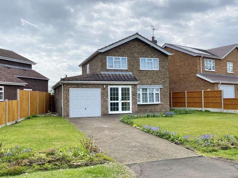 3 Bedrooms Detached House for sale in Sands Lane, Carlton-Le-Moorland