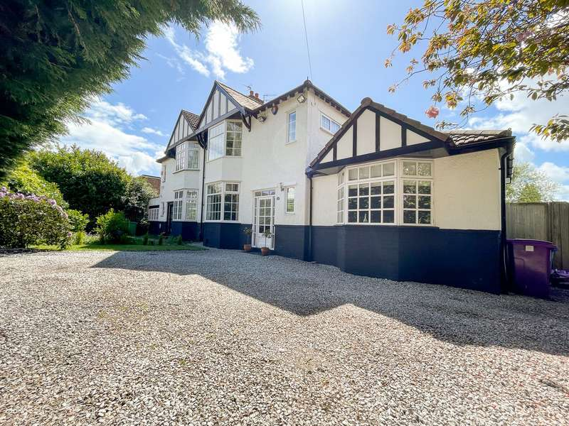 3 Bedrooms Semi Detached House for sale in South Mossley Hill Road, Liverpool, L19 3PZ