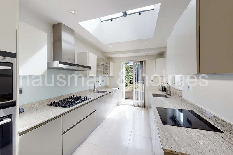 6 Bedrooms Semi Detached House for sale in Hillcrest Avenue, NW11