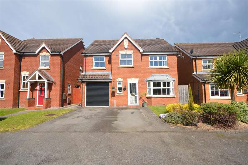 5 Bedrooms Detached House for sale in Byford Way, Birmingham