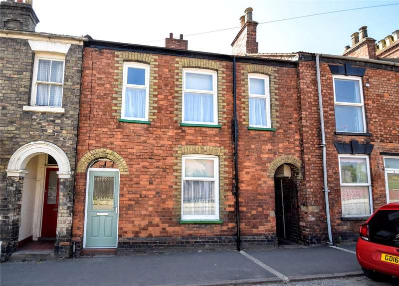 3 Bedrooms House for sale in Newbridge Hill, Louth, LN11