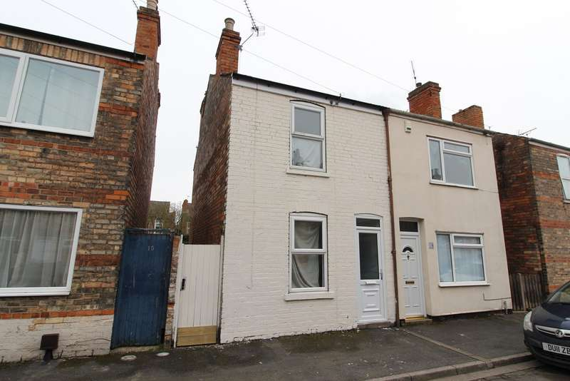 2 Bedrooms Property for sale in Salisbury Street, Gainsborough DN21