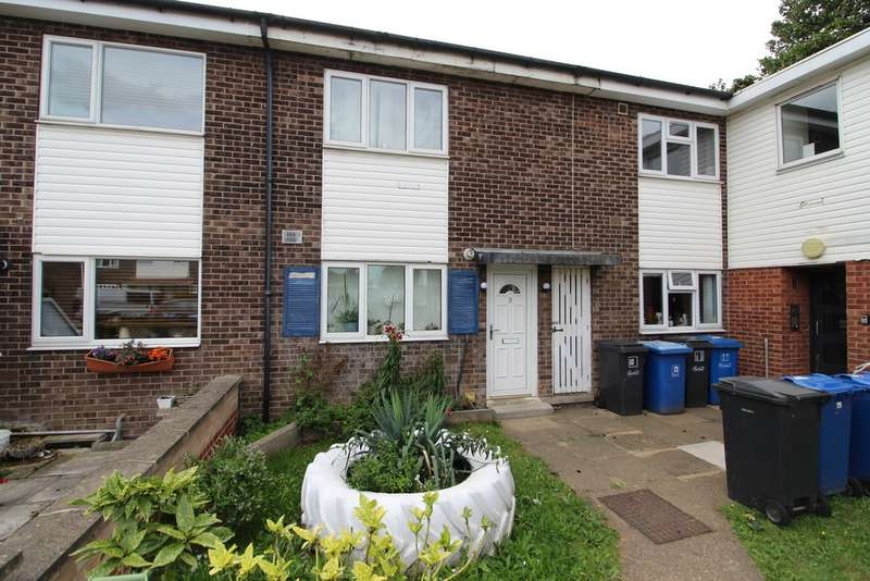 2 Bedrooms Property for sale in Grasby Close, Gainsborough DN21