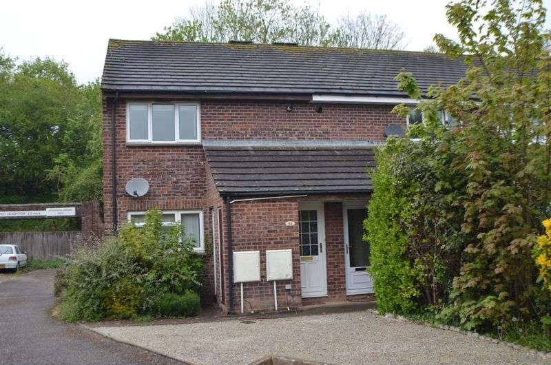 1 Bedroom Property for sale in Corn Mill Crescent, Exeter