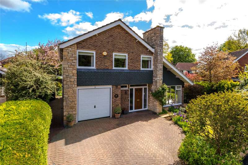 4 Bedrooms Detached House for sale in Wesley Close, Sleaford, NG34