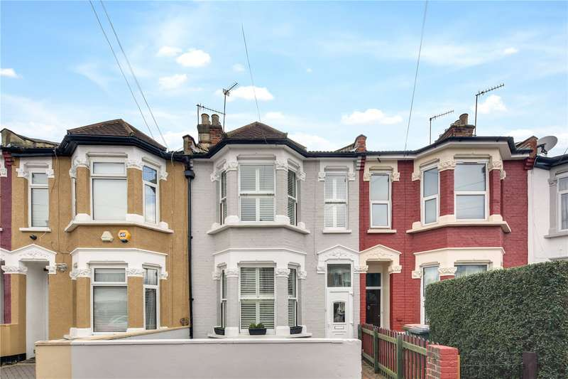 3 Bedrooms Terraced House for sale in Sheringham Avenue, Manor Park, London, E12