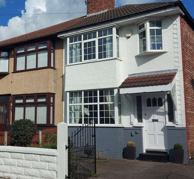 3 Bedrooms Semi Detached House for sale in Corwen Road, Liverpool, Merseyside, L4