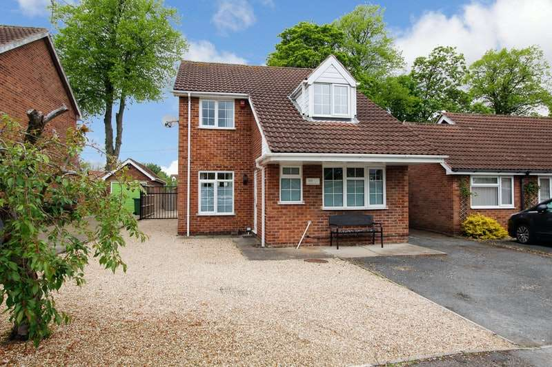 3 Bedrooms Detached House for sale in Southlands Avenue, Gainsborough, Lincolnshire, DN21