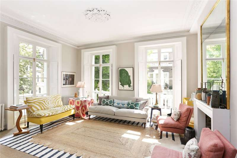 6 Bedrooms Mews House for sale in Sussex Street, London, SW1V