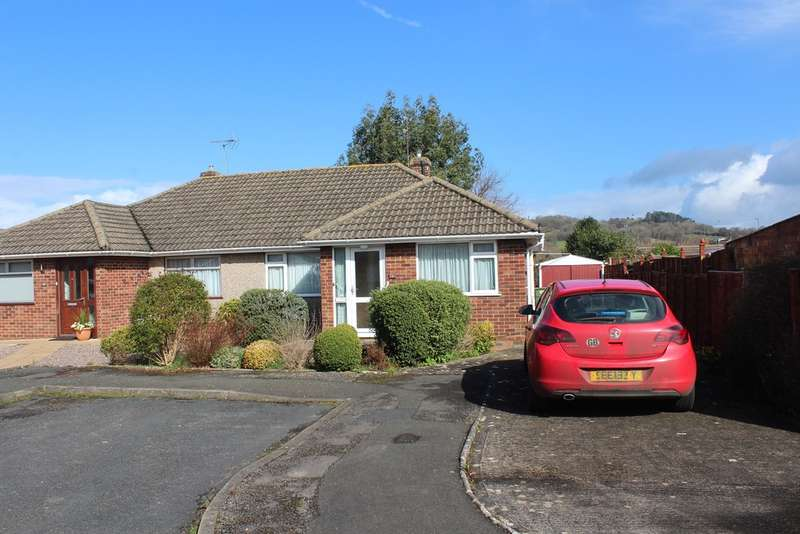2 Bedrooms Bungalow for sale in Laynes Road, Hucclecote, Gloucester, GL3