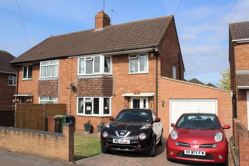 3 Bedrooms Semi Detached House for sale in Westfield Road, Brockworth, Gloucester, GL3