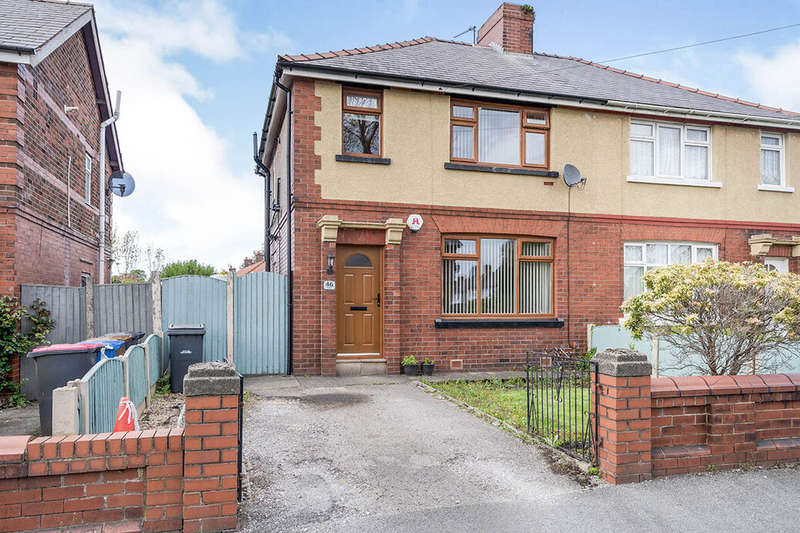 3 Bedrooms Semi Detached House for sale in Mountain Street, Worsley, M28