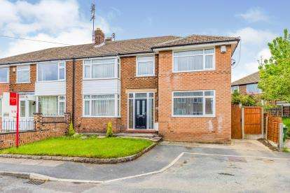 5 Bedrooms Semi Detached House for sale in Rivermead Close, Denton, Manchester, Greater Manchester