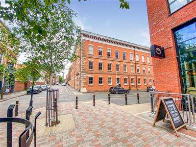 1 Bedroom Flat for sale in King Street, Leicester