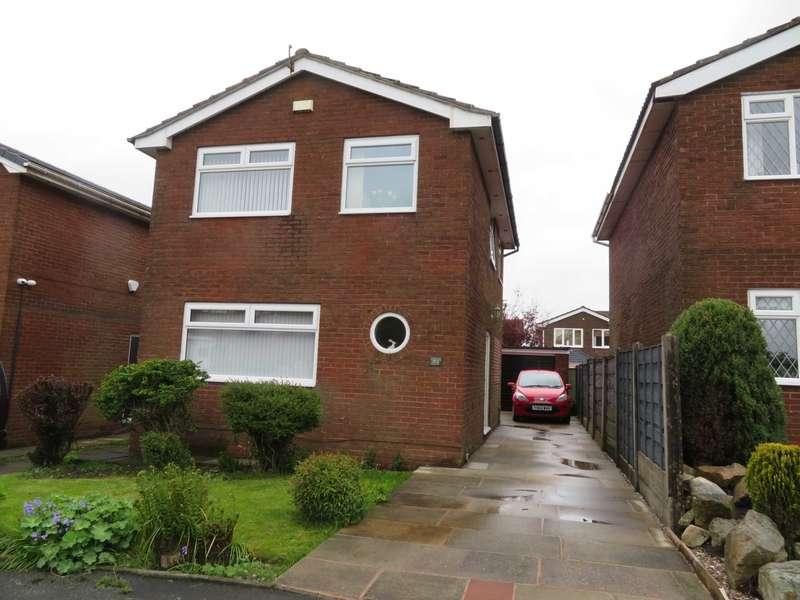 3 Bedrooms Detached House for sale in Rakewood Drive, Moorside
