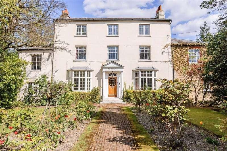 7 Bedrooms Detached House for sale in Totteridge Green, Totteridge, London