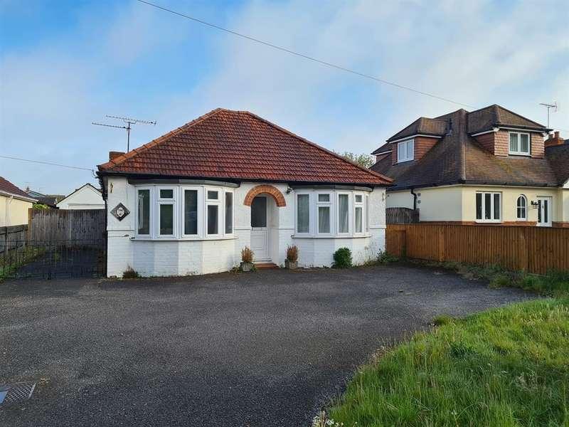 2 Bedrooms Detached Bungalow for sale in London Road, Wokingham, RG40 1RD