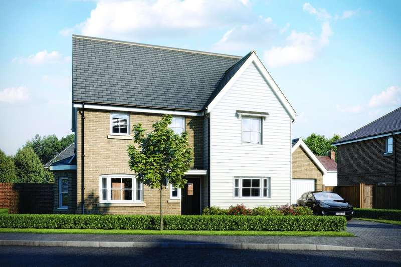 3 Bedrooms Detached House for sale in The Birch (Plot Two) Pavilion View