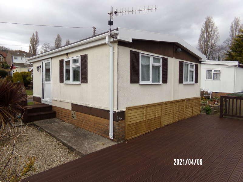 1 Bedroom Park Home Mobile Home for sale in Seville Road, Portishead BS20