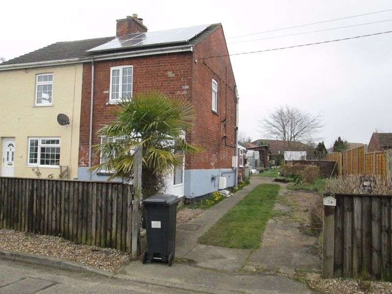 2 Bedrooms Property for sale in Mill Lane, Woodhall Spa
