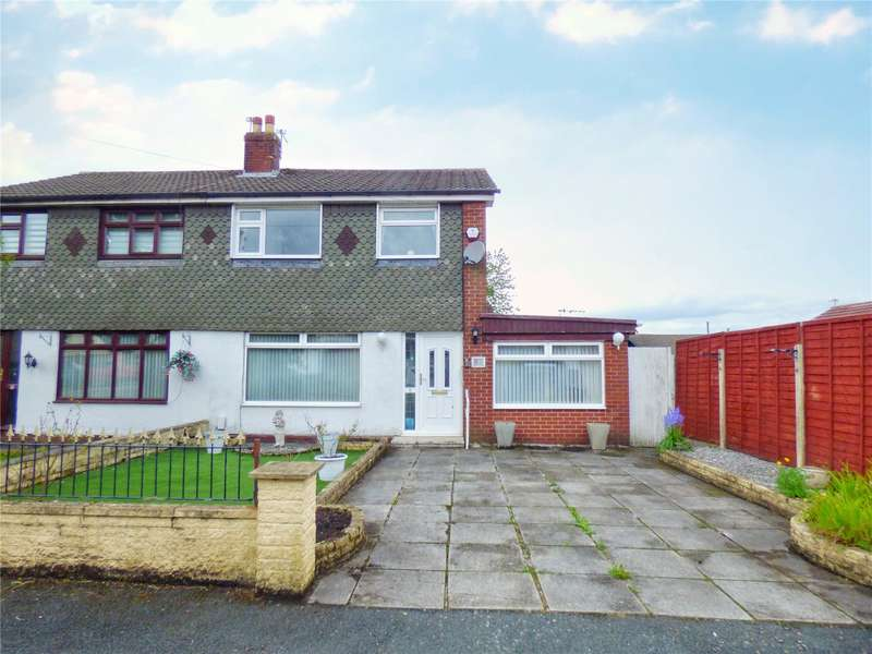 3 Bedrooms Semi Detached House for sale in Buxton Street, Heywood, OL10