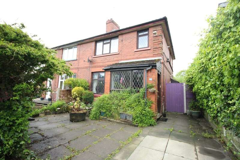 3 Bedrooms Semi Detached House for sale in Peel Park Crescent, Little Hulton, M38