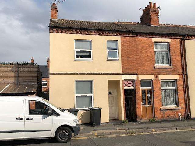 6 Bedrooms Terraced House for sale in Ratcliffe Road, Loughborough, LE11 1LQ