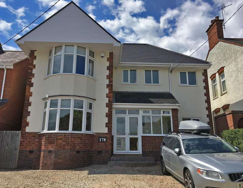5 Bedrooms Detached House for sale in Station Road, Earl Shilton, Leicester