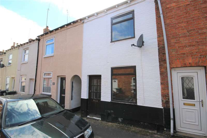 1 Bedroom Terraced House for sale in Leicester Street, Sleaford, NG34