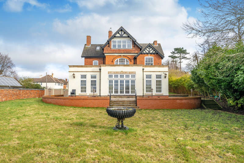 6 Bedrooms Detached House for sale in Westwood House, Melton Mowbray