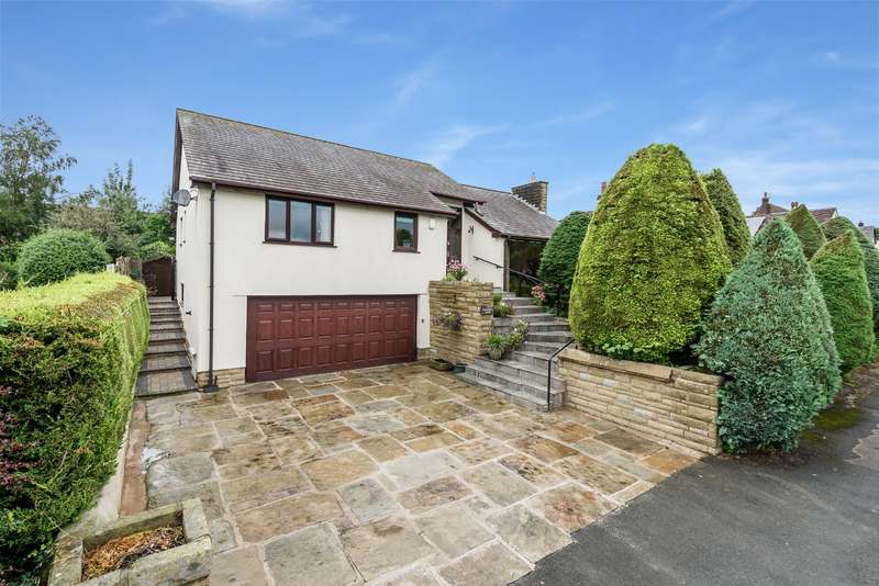 4 Bedrooms Detached House for sale in Green Lane East, Cabus, Preston, Lancashire, PR3