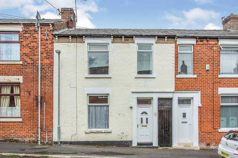 3 Bedrooms House for sale in De Lacy Street, Ashton-on-Ribble, Preston, Lancashire, PR2