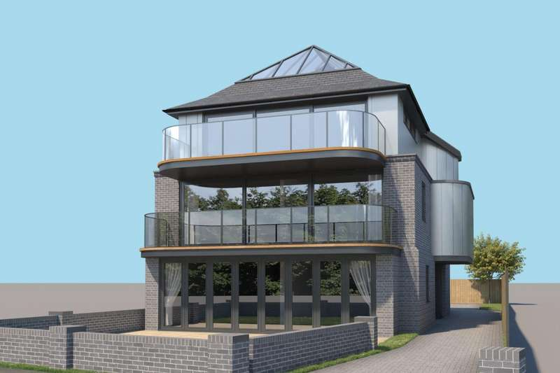 Land Commercial for sale in Chalkwell Esplanade, Westcliff-On-Sea