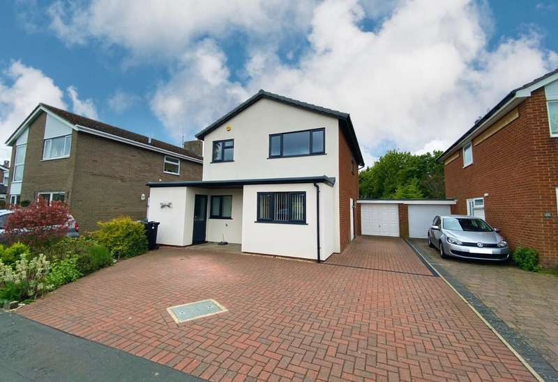 3 Bedrooms Detached House for sale in Westbourne Park, Bourne
