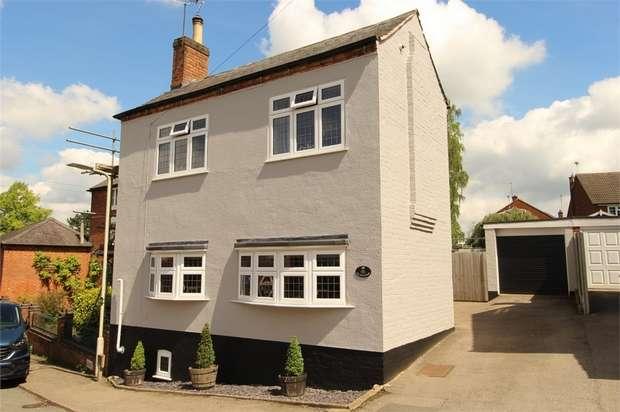 3 Bedrooms Cottage House for sale in Dunton Bassett