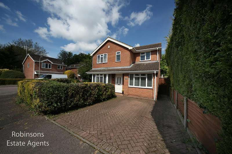 5 Bedrooms Detached House for sale in Longbrooke, Houghton Regis, Dunstable