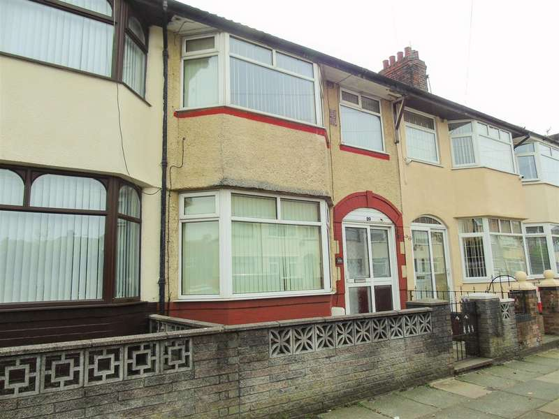 3 Bedrooms Terraced House for sale in Bedford Road, Liverpool