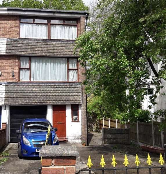 3 Bedrooms Semi Detached House for sale in Fairfield Crescent, Liverpool, Merseyside, L6