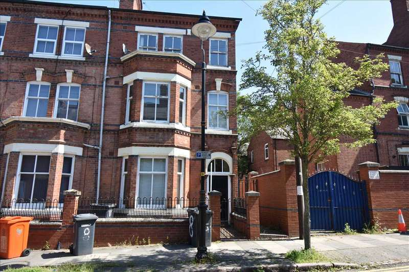 7 Bedrooms End Of Terrace House for rent in Tichborne Street, LEICESTER