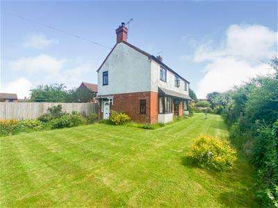 5 Bedrooms Detached House for sale in Harcourt Road, Kibworth Beauchamp, Leicester