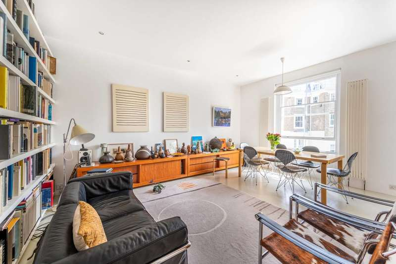 2 Bedrooms Flat for sale in Randolph Crescent, Maida Vale, W9